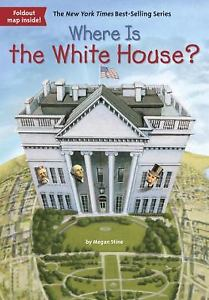Where Is The White House