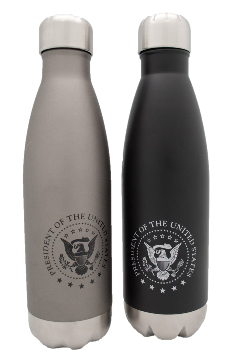 Presidential Seal Stainless Steel Thermal Bottle