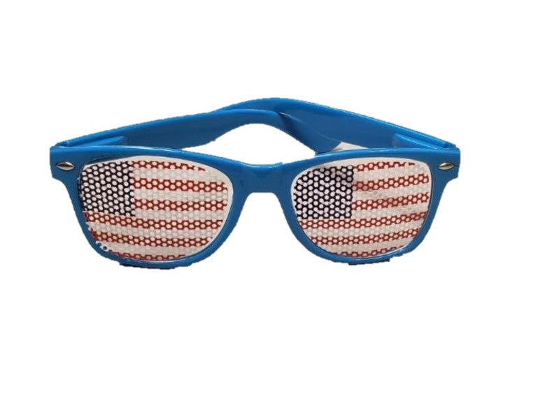 USA Flag Sunglasses.