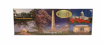Washington DC Panorama Puzzle