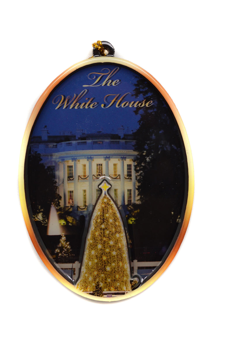 The White House Tree Ornament
