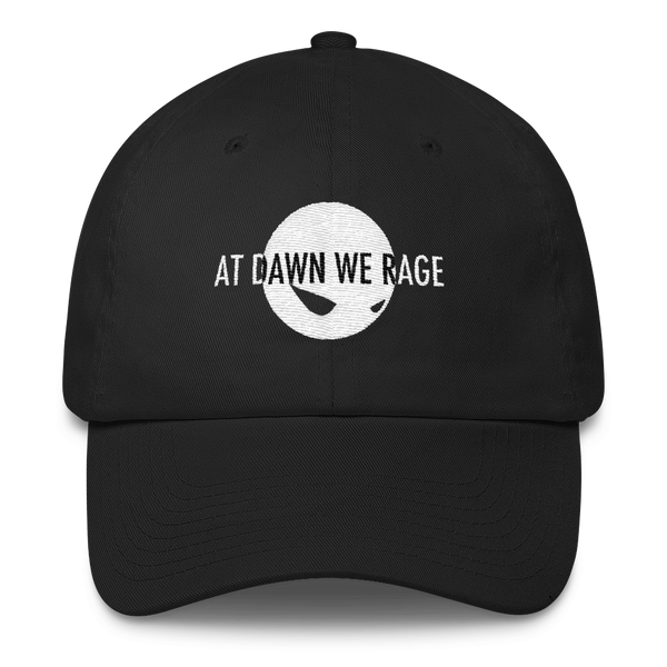 At Dawn We Rage Logo Dad Hat