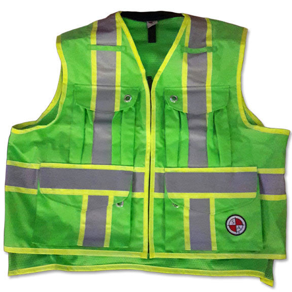 Newest Party Chief vest designs in heavy duty and summer weights