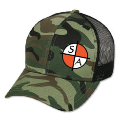 Safety Apparel Mesh Hat