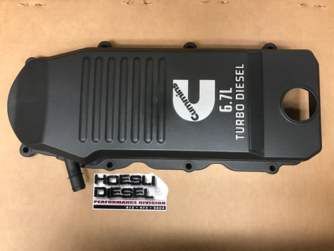 Breather Cover, Cummins 6.7L 2007.5-12