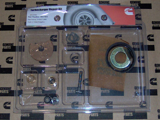 Turbo Repair Kit, Holset HY35W