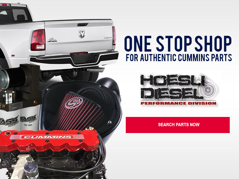 Diesel Performance Parts for Cummins, Ford, Chevy – Hoesli