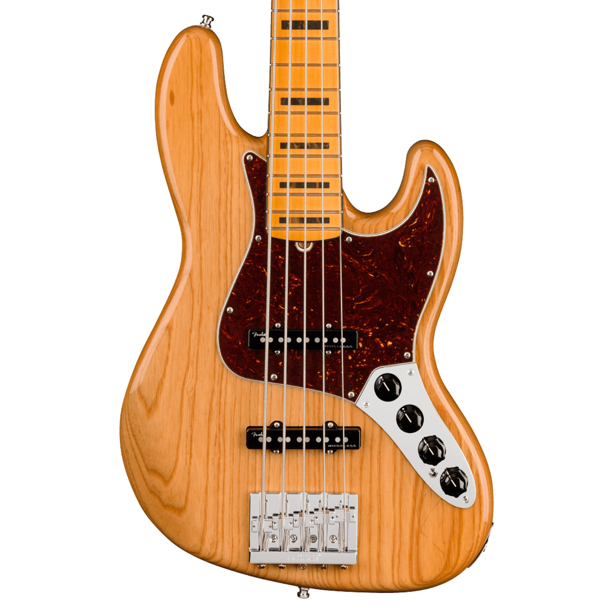 Fender American Ultra Jazz Bass V - Maple