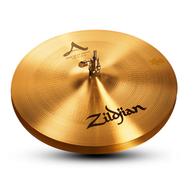 "Zildjian 14"" A New Beat HiHats - Pair - Tarpley Music Company, Inc."