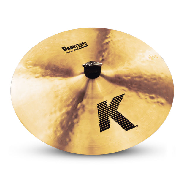 "Zildjian 16"" K Dark Crash Thin - Tarpley Music Company, Inc."