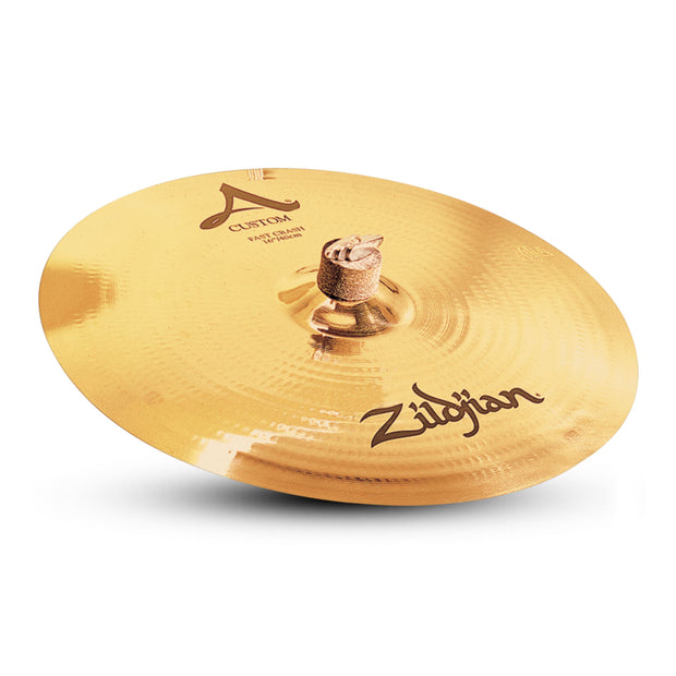 "Zildjian 16"" A Custom Fast Crash - Tarpley Music Company, Inc."