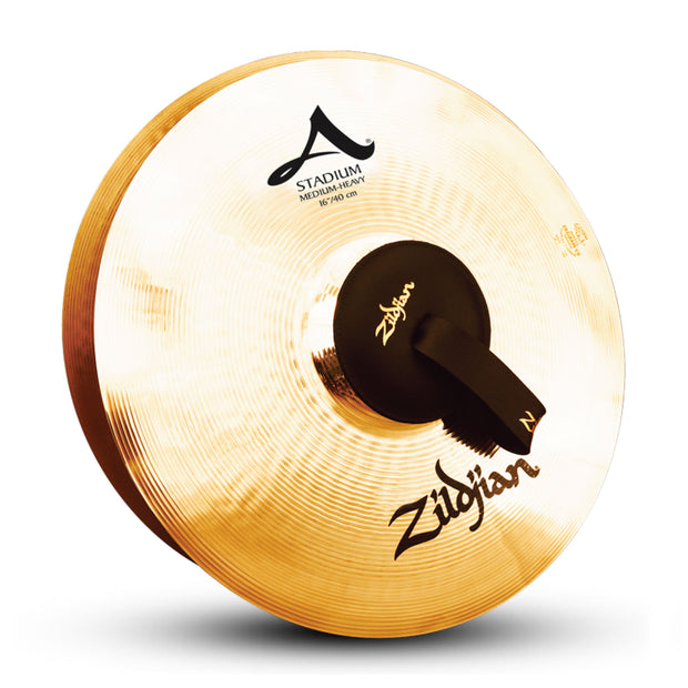 "Zildjian 16"" A Stadium Medium - Pair - Tarpley Music Company, Inc."