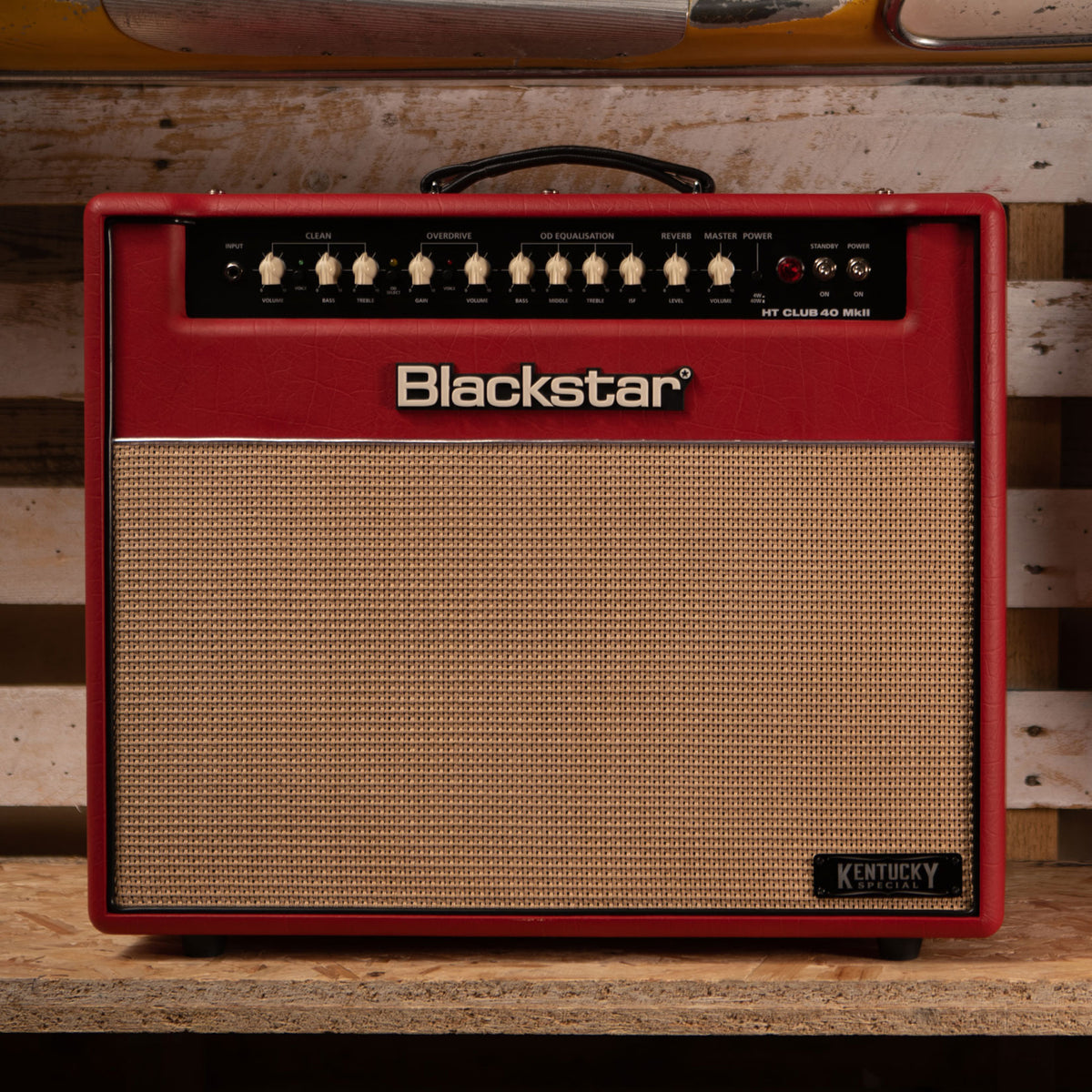 Blackstar HT Club 40 MkII - 'Kentucky Special'