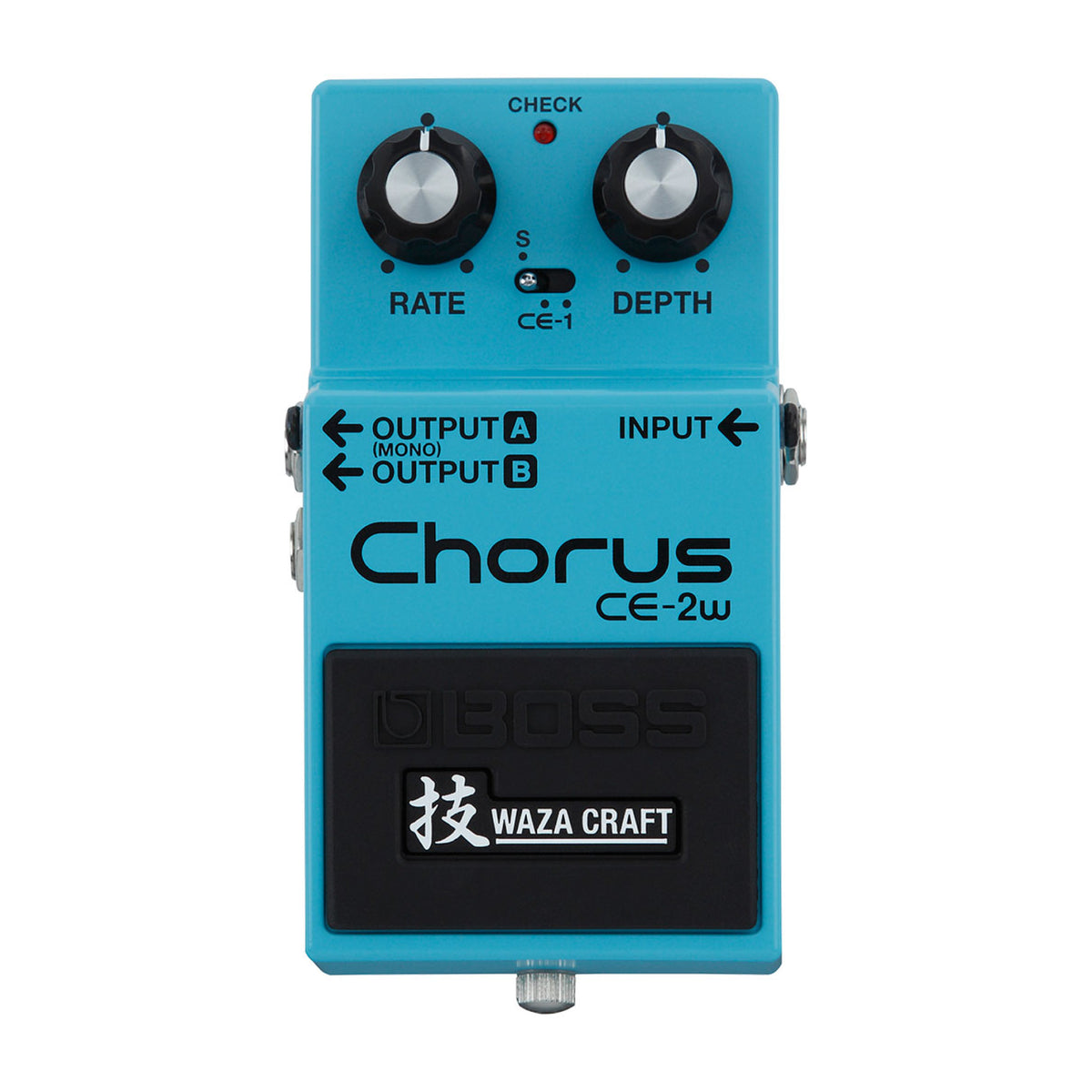 BOSS CE-2w Chorus - Waza Craft - Tarpley Music Company, Inc.