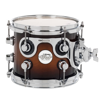 DW Design Series 5-piece Shell Pack - Tobacco Burst - Tarpley Music Company, Inc.