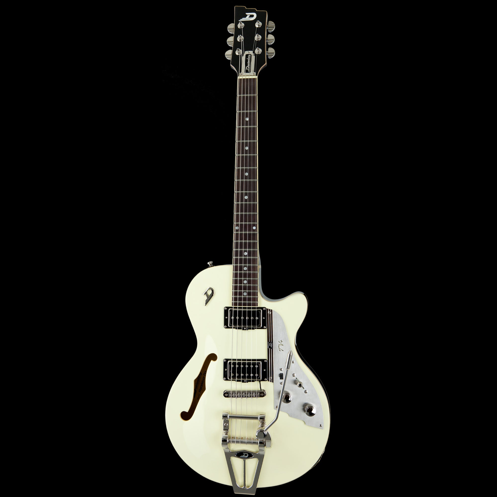 Duesenberg Starplayer TV+ - Vintage White