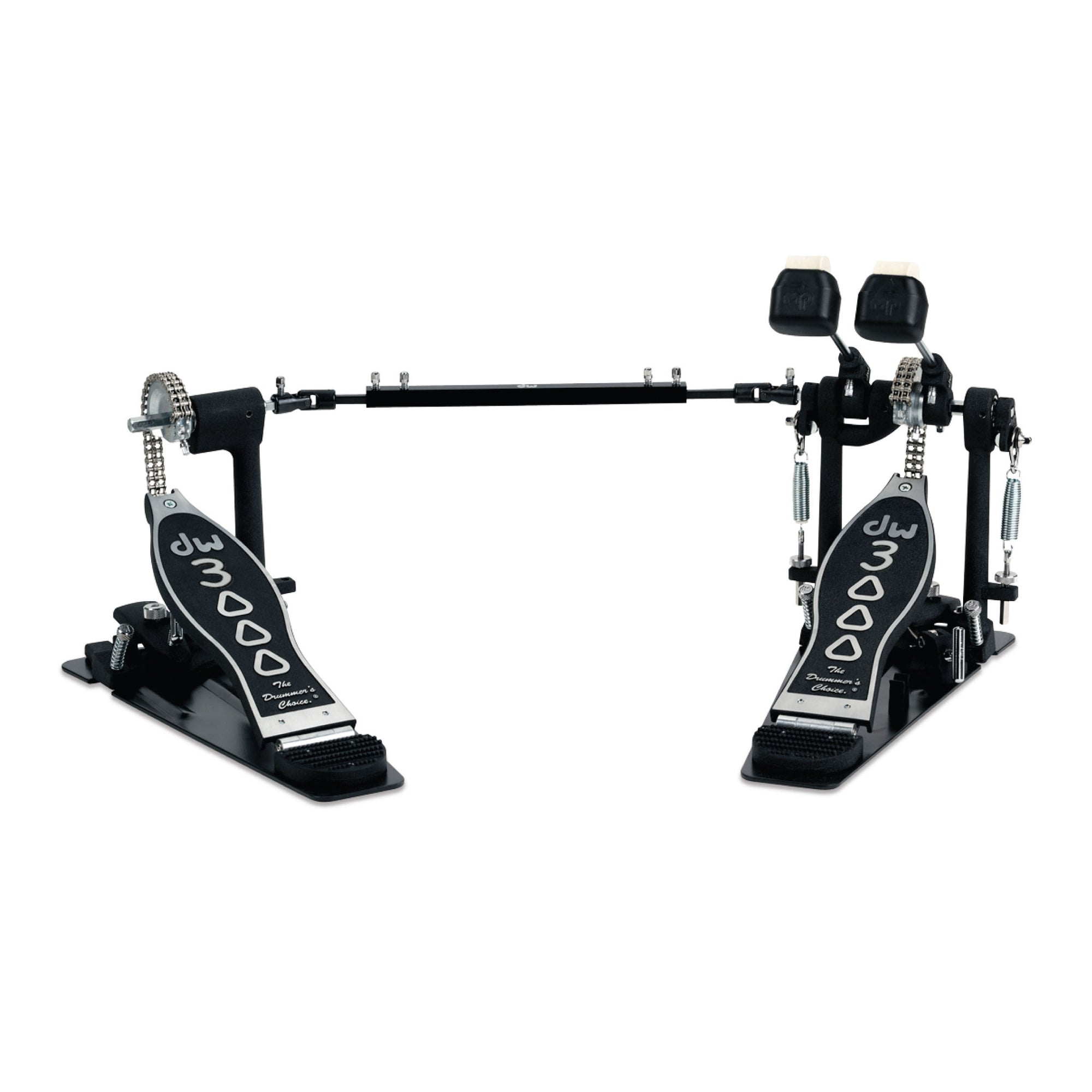 DW 3000 Series Pedal - Double - Tarpley Music Company, Inc.