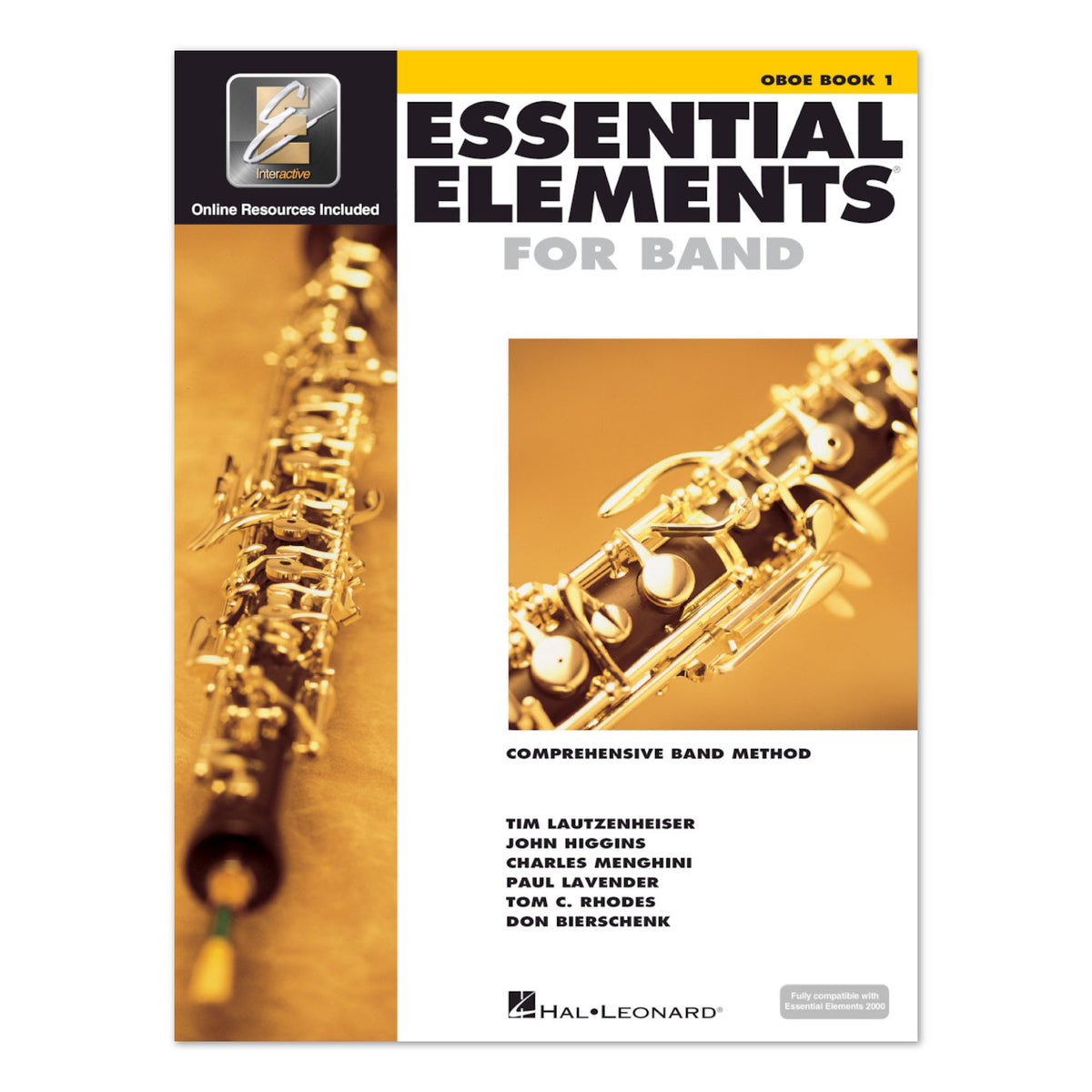 Hal Leonard Essential Elements for Band - Oboe - Book 1