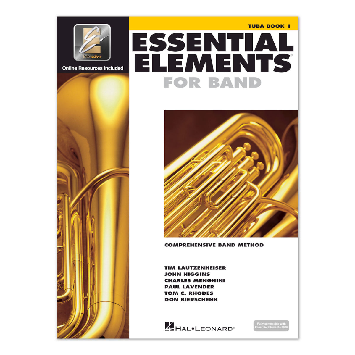 Hal Leonard Essential Elements for Band - Tuba - Book 1