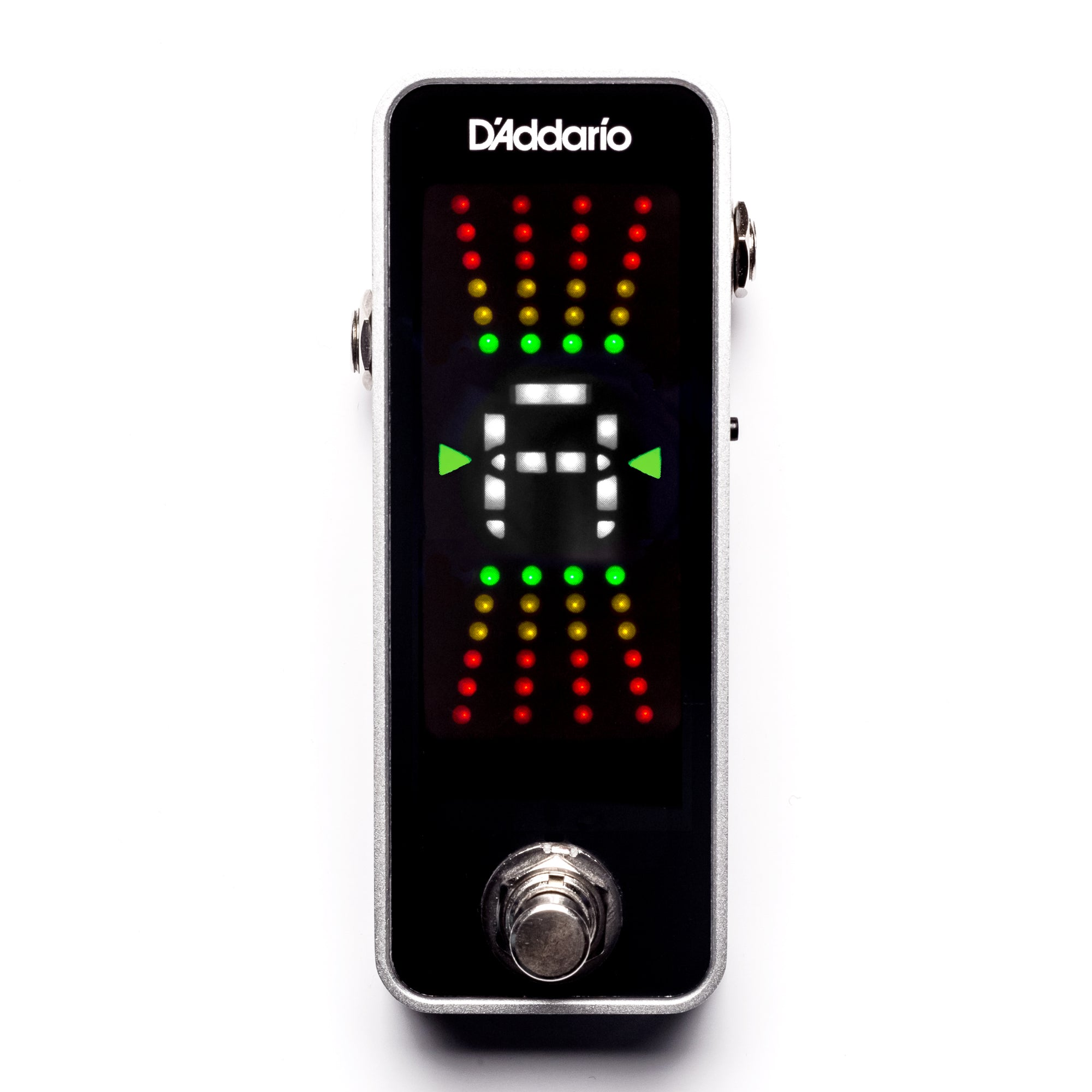 D'Addario Chromatic Pedal Tuner - Tarpley Music Company, Inc.