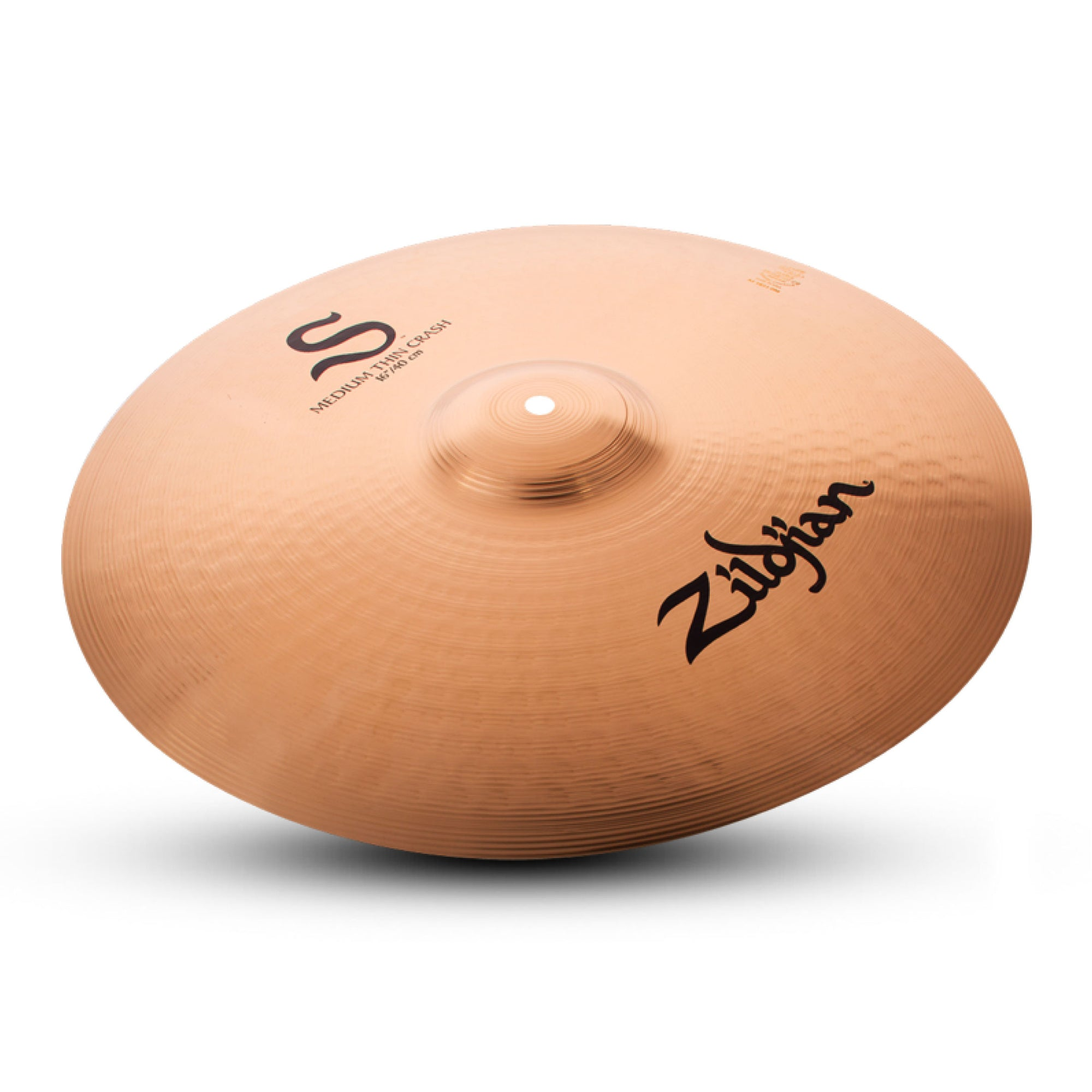 Zildjian Cymbal S Medium Thin Crash - Tarpley Music Company, Inc.