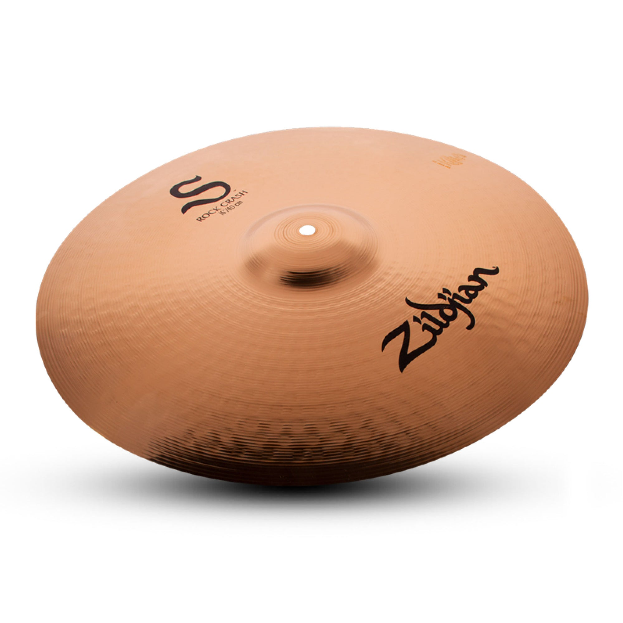 Zildjian Cymbal S Rock Crash - Tarpley Music Company, Inc.