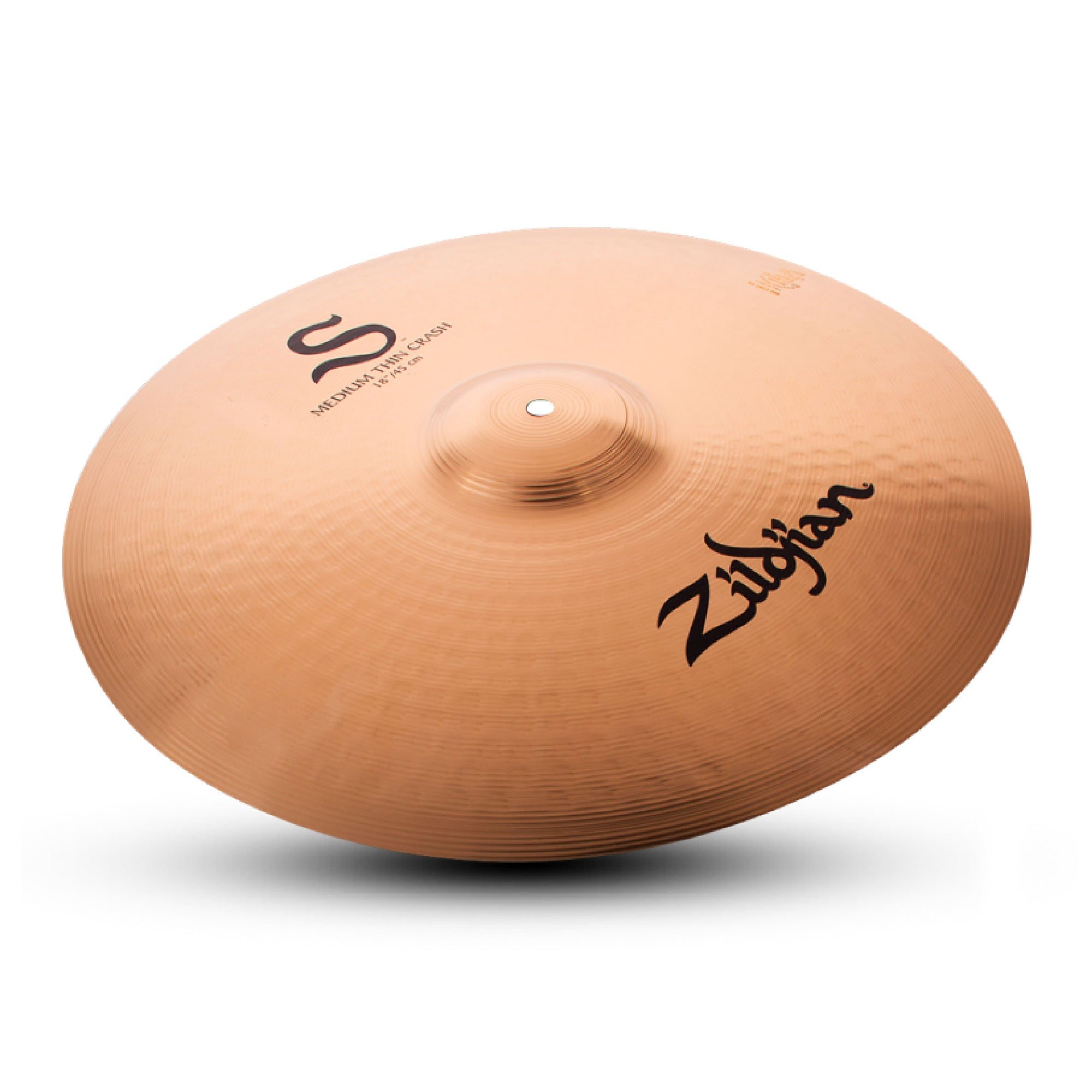 Zildjian Cymbal S Med Thin Crash - Tarpley Music Company, Inc.