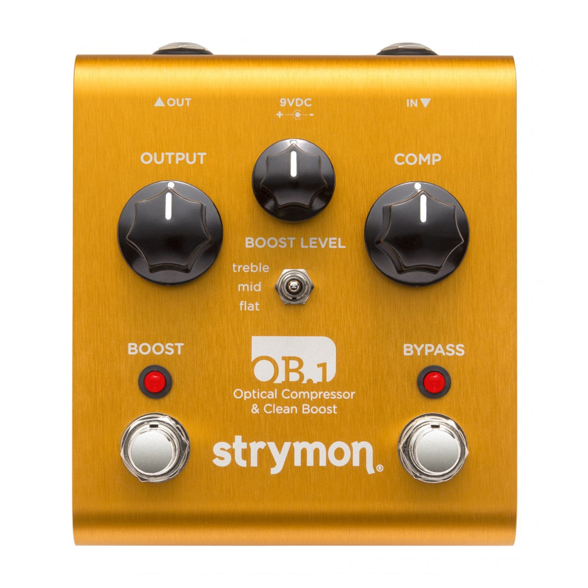 Strymon OB1 Compressor Clean Boost