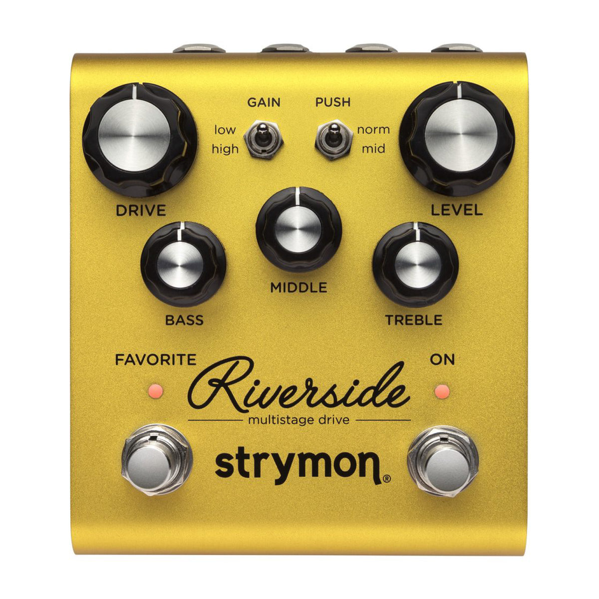 Strymon Riverside - Multistage Drive Pedal