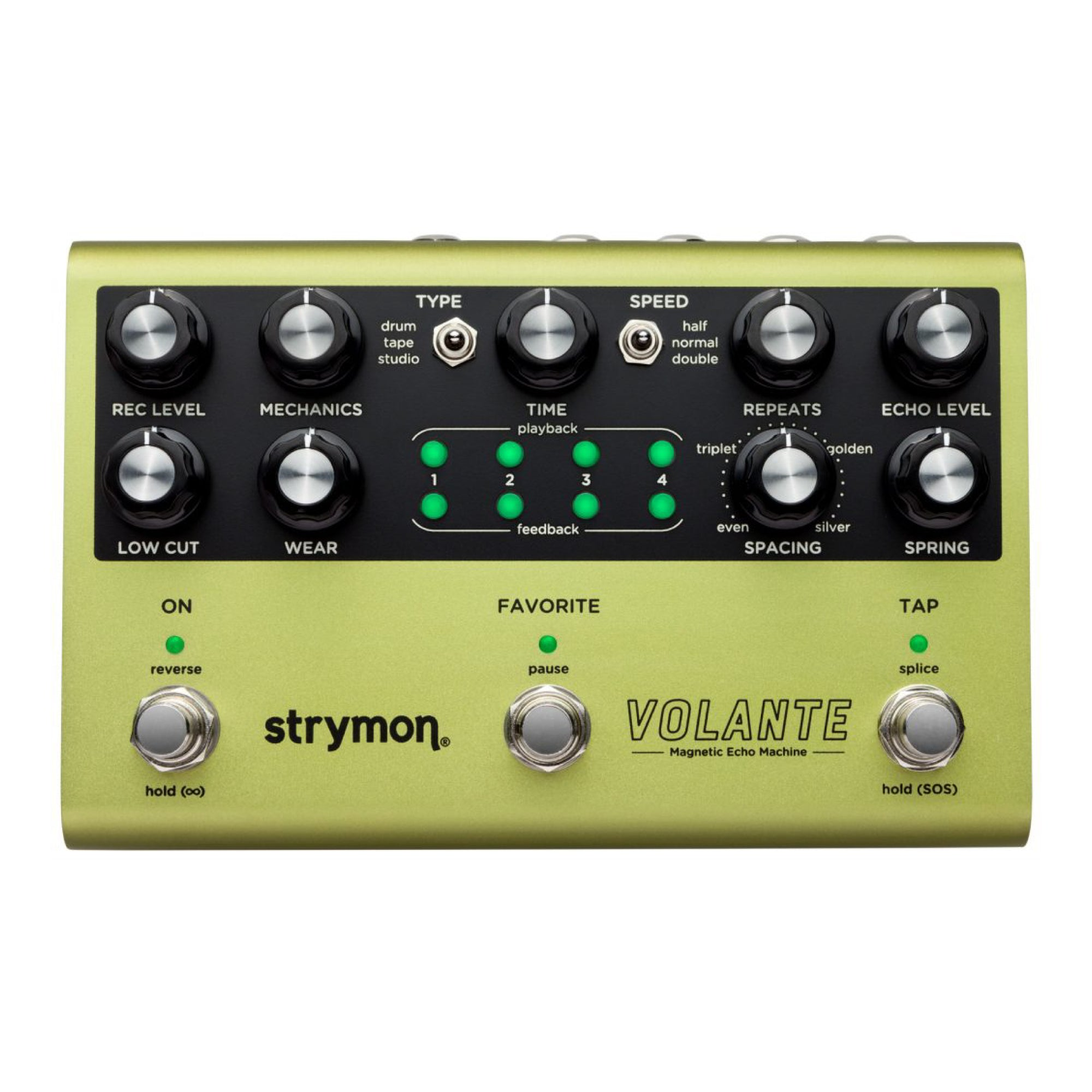 Strymon Volante - Magnetic Echo Machine Pedal