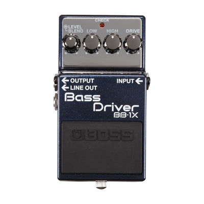 BOSS BB-1X Bass Driver - Tarpley Music Company, Inc.