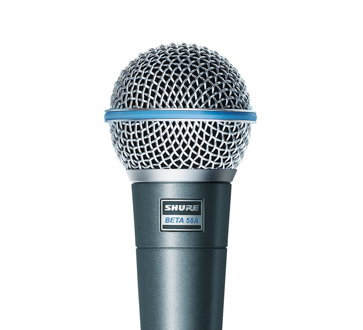 Beta 58A - Dynamic Supercardiod Vocal Microphone