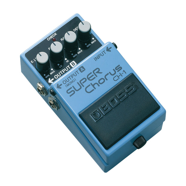 BOSS CH-1 SUPER Chorus - Tarpley Music Company, Inc.