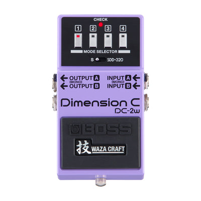 BOSS DC-2w Dimension C - Waza Craft