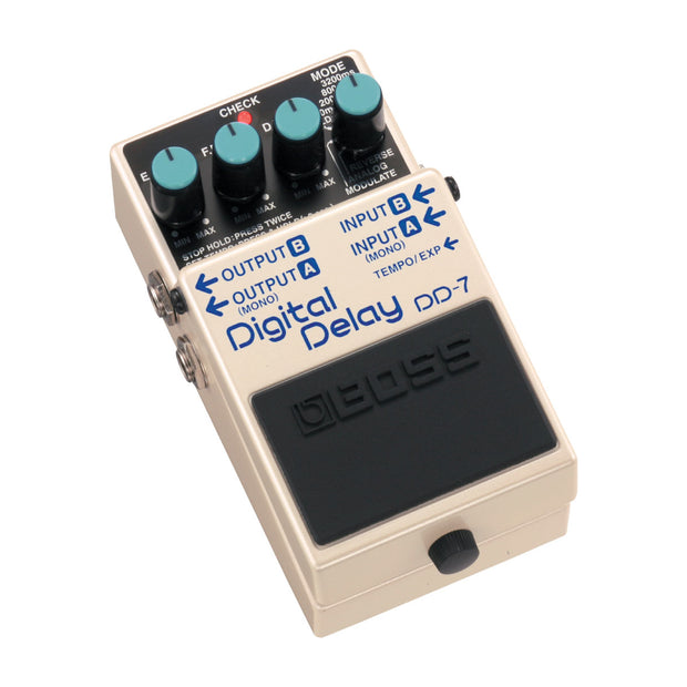 BOSS DD-7 Digital Delay - Tarpley Music Company, Inc.