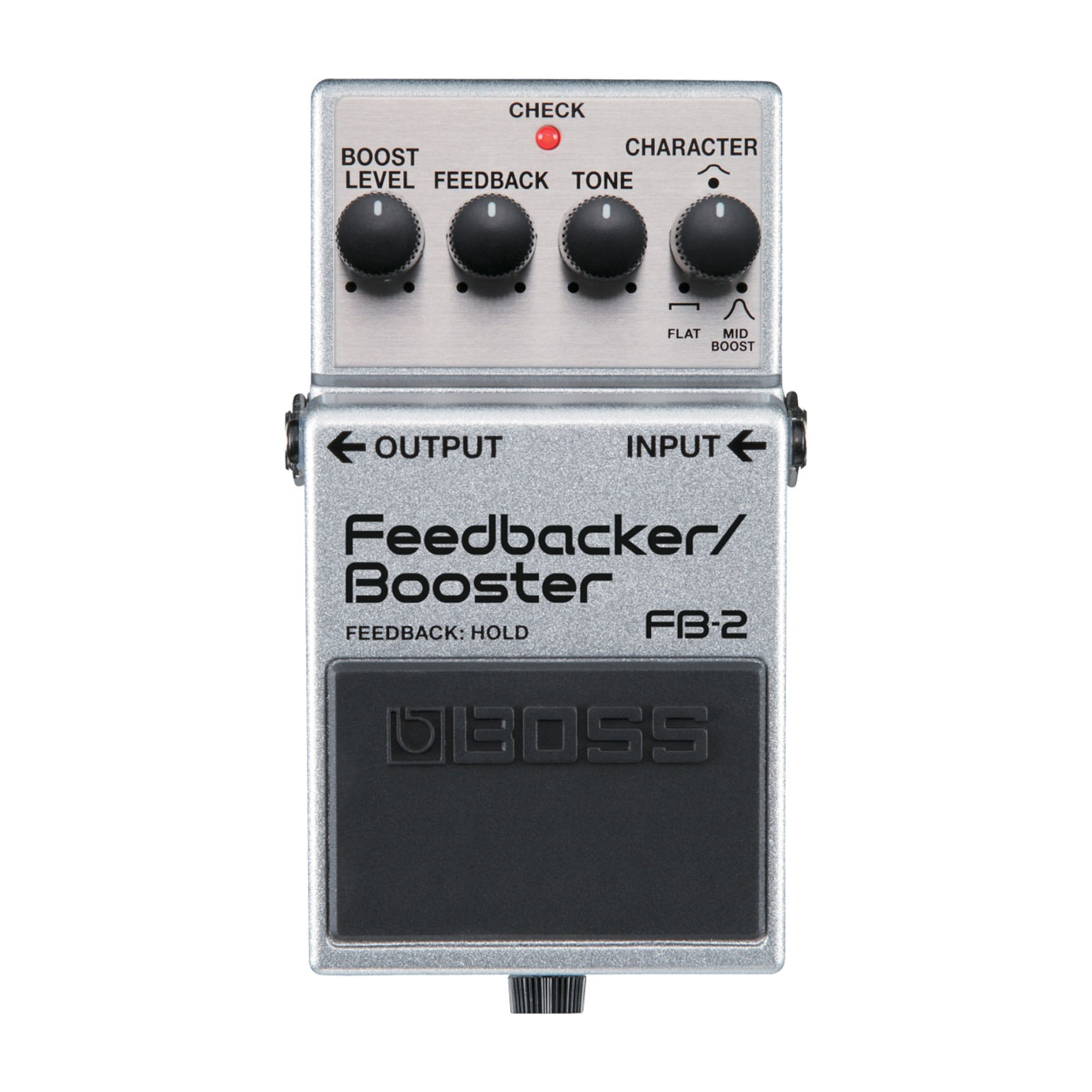 BOSS FB-2 Feedbacker/Booster - Tarpley Music Company, Inc.