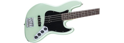 Fender DLX Active Jazz Bass 4-Stg - 0143510349