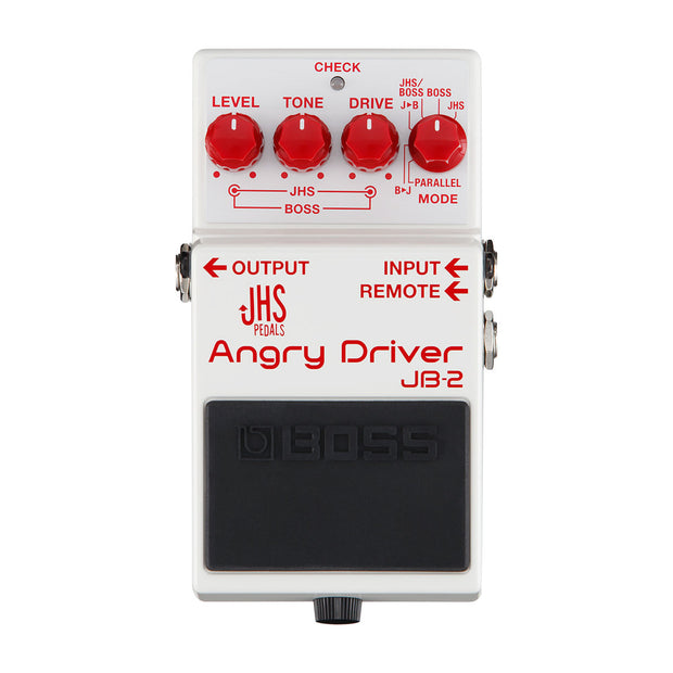 BOSS JB-2 Angry Driver - Tarpley Music Company, Inc.