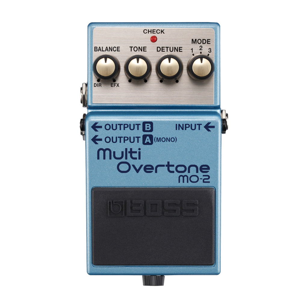 BOSS MO-2 Multi Overtone - Tarpley Music Company, Inc.