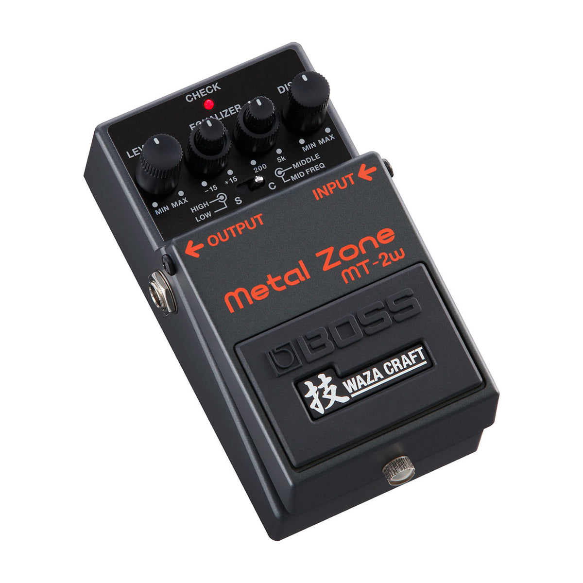 BOSS MT-2w Metal Zone - Waza Craft