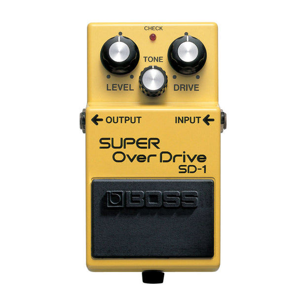 BOSS SD-1 Super OverDrive - Tarpley Music Company, Inc.