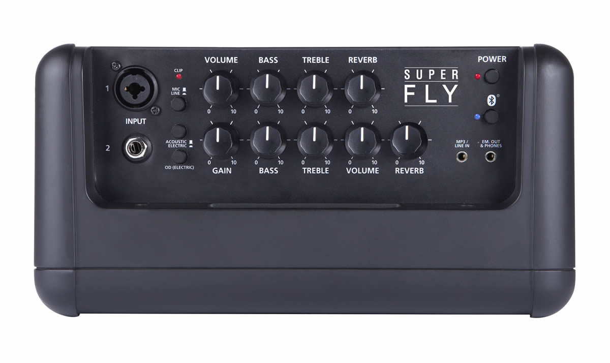 Blackstar Superfly Bluetooth Guitar Amp - SUPERFLYBT