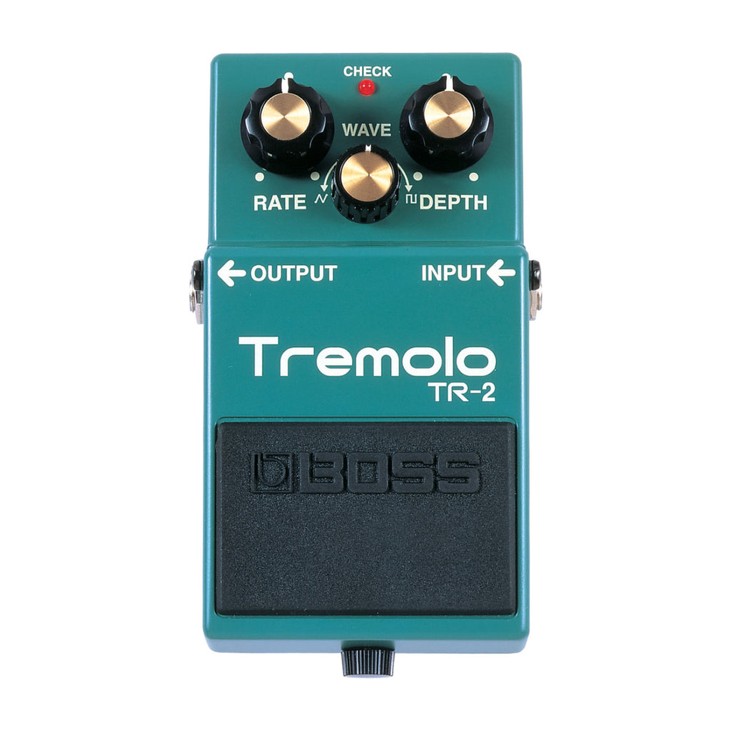 BOSS TR-2 Tremolo - Tarpley Music Company, Inc.