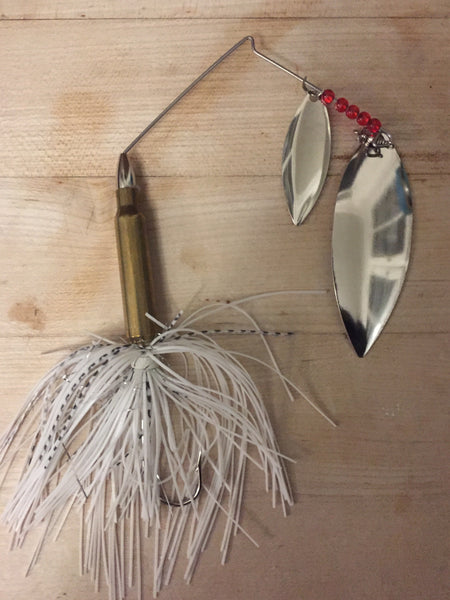 The Fishing Armory - The Fishing Armory, 223 Bass Spinner - Bullet Lure