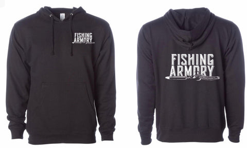 The Fishing Armory - The Fishing Armory, Hoodie - Bullet Lure