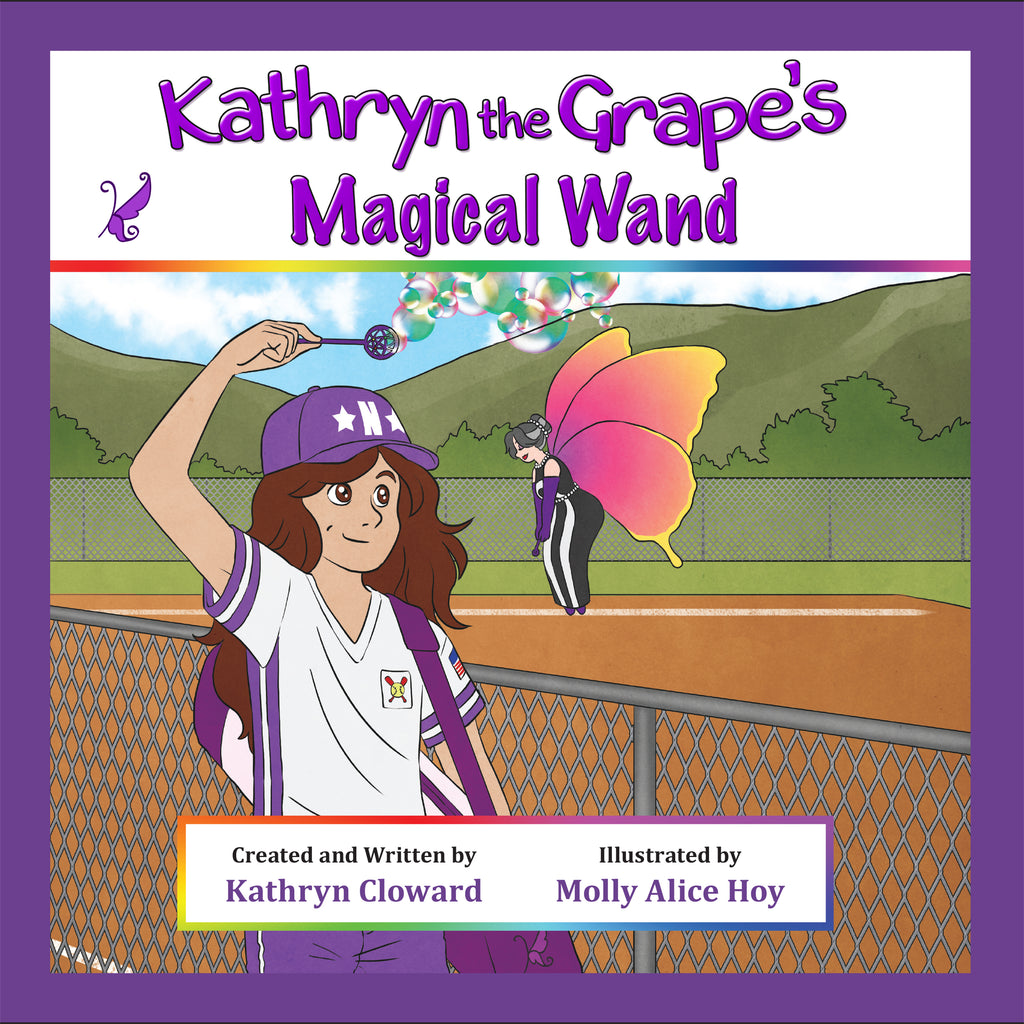 Kathryn the Grape's Magical Wand