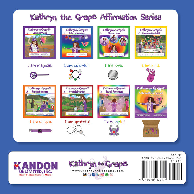 Kathryn the Grape's Colorful Journey