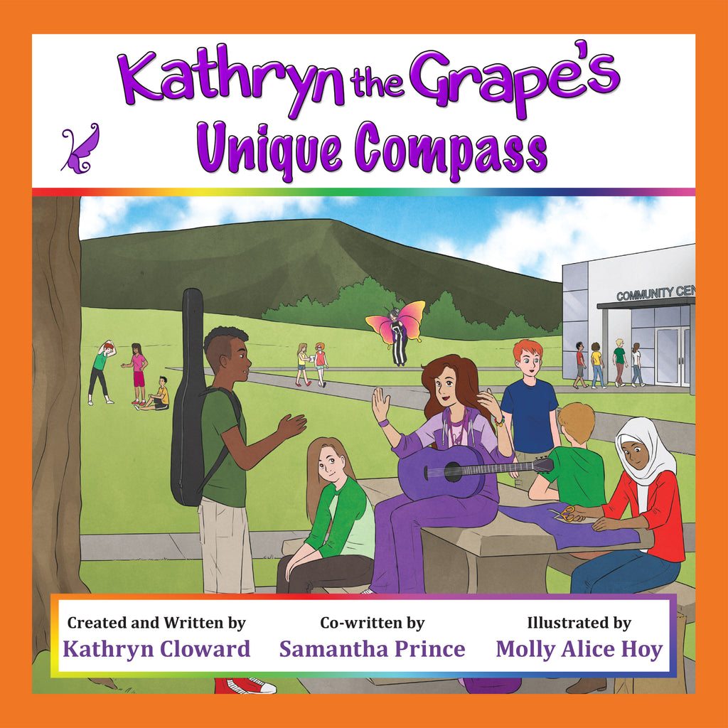 Kathryn the Grape's Unique Compass