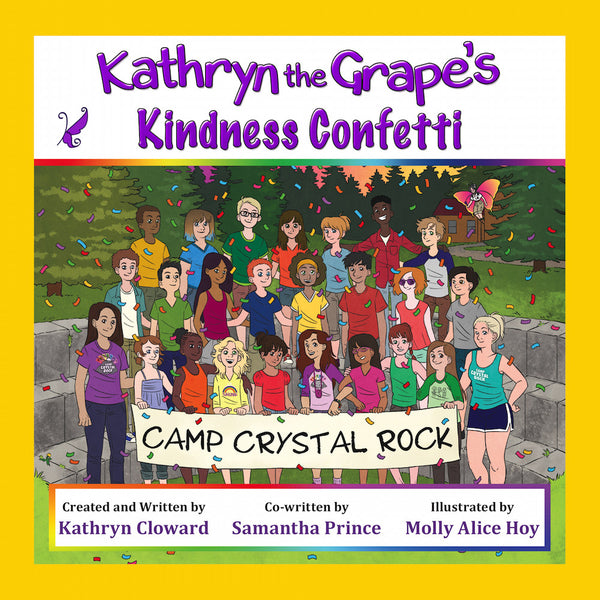 Kathryn the Grape's Kindness Confetti