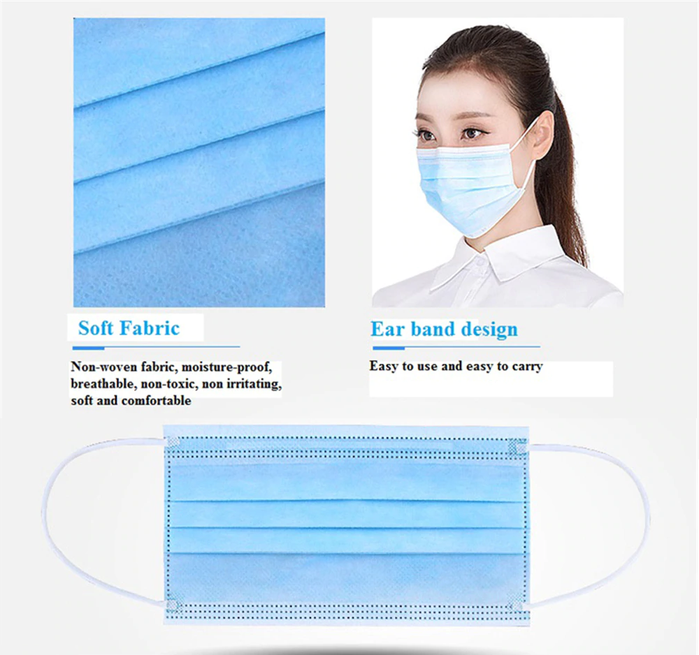 Protective Anti Virus Face Masks Buy in bulk and save! large packs of protective mouth masks flu, viruses, bacteria, allergens, smoke, dust, pollen, virus smoke protects Protectors protector protective protection Protected protect noses nose mouth mask's Mask healthy healthier health flu faces covers cover coronavirus corona Anti-Virus